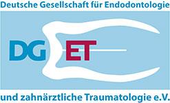 Logo der DGET